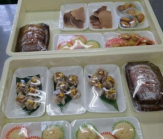 菅生小学校の4年5年生がとうもろこしを使ったアイデアレシピ
